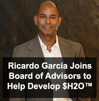 Ricardo Garcia Announcement
