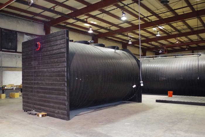 SRTP Vessels in Fabrication 700x467px