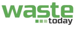 Waste Today logo