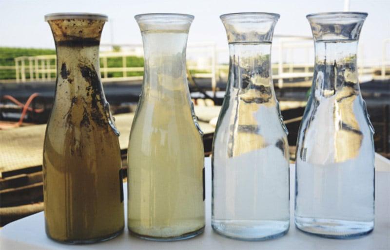 Oil Field Effluent