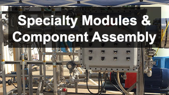 Specialty Modules & Component Assembly