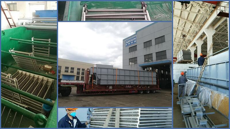 Largest Electro Water Separation™ System Ever Shipped