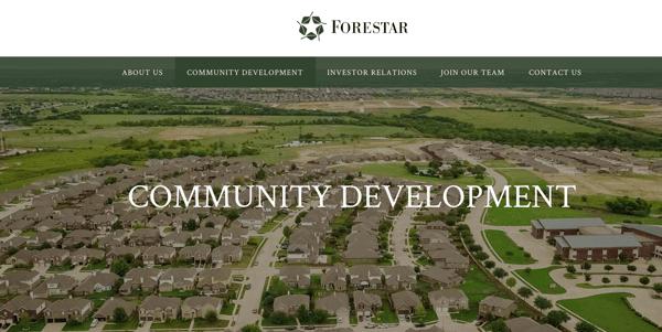 Texas Community Development