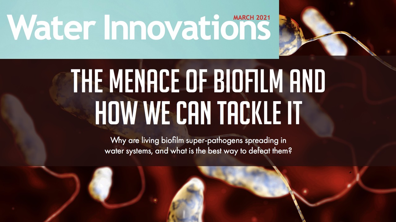 The Menace Of Biofilm And How We Can Tackle It