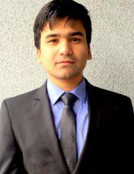Ayush Tripathi OriginClear Application Engineer