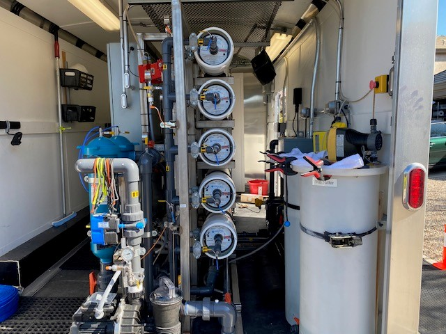 Reverse Osmosis System & Membranes