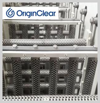 Advanced Oxidation Electrode Rack