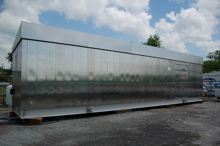 Stainless Building for 30 GPM Drinking Water Unit-lr
