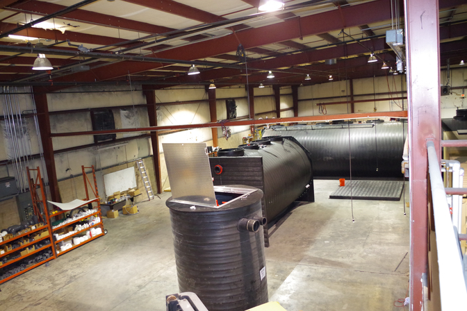 Systems are Prefabricated, Packaged and Assembled Reducing Installation Time & Costs - lr -1